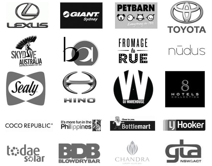 Client Brand Logos